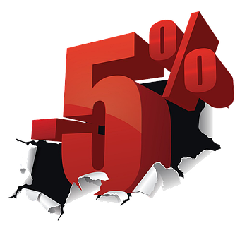 "Скидка 5% При заказе ""двух"" позиций"