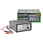 Зарядное устройство автомобильного аккумулятора 18А - 12V  Winso 139100, фото 2