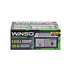 Зарядное устройство автомобильного аккумулятора 18А - 12V  Winso 139100, фото 3