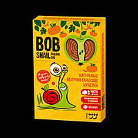 Натуральные Яблочно-Тыквенные конфеты Bob Snail 60 г