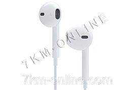 ПОДАРОК: Наушники для Apple iPhone 5 -- БЕЛЫЕ MDR IP