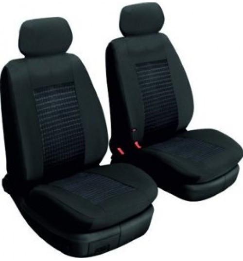 Майка сидения передняя (2шт) черная закрытая Beltex Comfort 51210