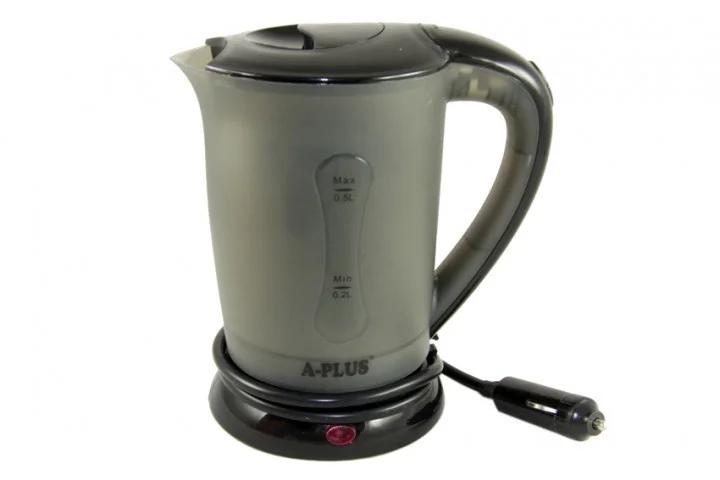 Чайник автомобильный 500мл А-Плюс ЕК 1518