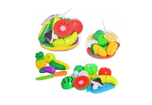 Детский игрушечный набор продуктов.Детский игровой набор продуктов