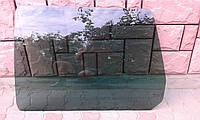 Стекло заднее левое опускное в двери с зеленым оттенком Sharan Alhambra Galaxy., фото 1