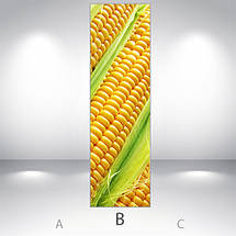 Виниловая наклейка на холодильник, Самоклейка, 180 х 60 см, Лицевая (holSS1_ed10900 Еда), фото 3