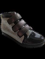 Ботинки для девочки Каприз КШ-603 размер 32