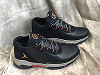 Модні шкіряні чоловічі черевики розмір 40, фото 1