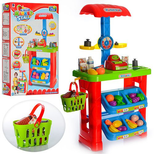Магазин игрушечный.Игровой набор детский магазин.Магазин игрушечный супермаркет
