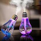 Увлажнитель воздуха USB StreetGO 400 мл Лампочка, увлажнитель воздуха для дома, офиса, салона, фото 7