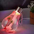 Увлажнитель воздуха USB StreetGO 400 мл Лампочка, увлажнитель воздуха для дома, офиса, салона, фото 8