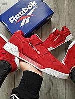 Мужские кроссовки Reebok Red (красные) 522TP