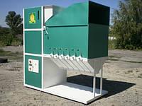 """Аеродинамічний зерновий сепаратор """"ТОР"""" ІСМ-40 (машина для очистки зерна)"""