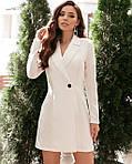 Жіноче плаття-піджак від СтильноМодно, фото 4