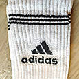 Шкарпетки чоловічі білі спортивні розмір 41-45, фото 3