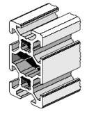 Станочный алюминиевый профиль Bosch REXROTH 20х40