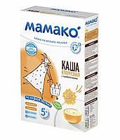 Молочна каша Кукурудзяна з пребіотиками на козячому молоці МАМАКО з 5 місяців, 200г