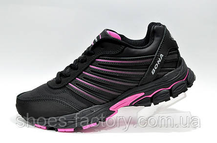 Жіночі кросівки Bona Нубук (Бона), фото 2