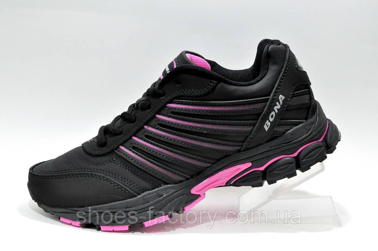 Жіночі кросівки Bona Нубук (Бона)