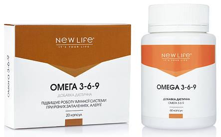 Мягкие капсулы Омега 3-6-9 / Omega 3-6-9, фото 2