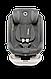 Детское автокресло для путешествий Lionelo Bastiaan RWF Stone grey 0-36 кг, фото 3