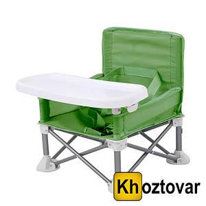 Складаний тканинний стіл стілець для годування Baby Seat