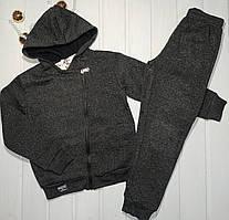 Спортивный костюм утепленный для подростка Рост 134 140 146 158