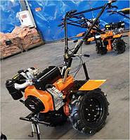 """Дизельний мотоблок Forte 1350 Orange (колесо 12"""")"""