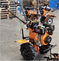 "Дизельний мотоблок Forte 1350E Orange (колесо 12"")"