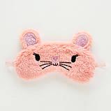 Маска для сна мышка, фото 4