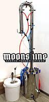 """Дистиллятор Moonshine Hard кламп 3"""" с баком 60 литров, фото 1"""