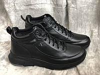Зимние кроссовки с натуральной кожи Extrem 1214 размеры 40,42,43, фото 1