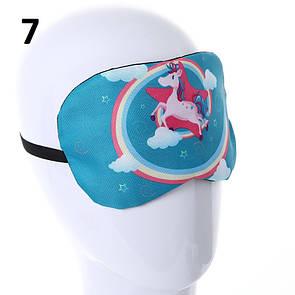 Маска для сна единорог unicorn