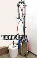 """Дистиллятор Moonshine Hard кламп 3"""" с баком 120 литров, фото 1"""
