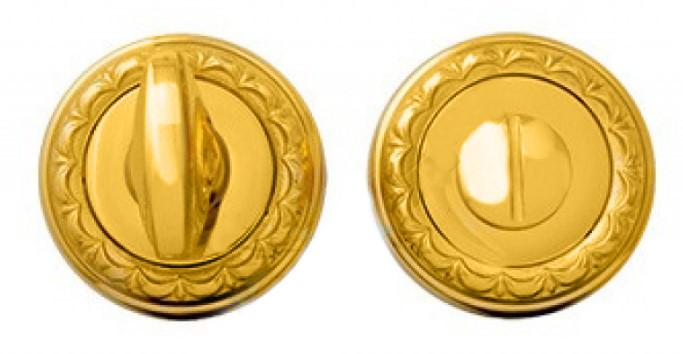 Дверной WC-фиксатор Fadex D французское золото (Италия)