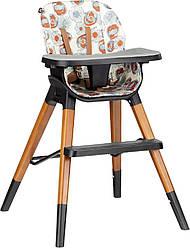 Универсальный стульчик для кормления детей Lionelo Mona flower
