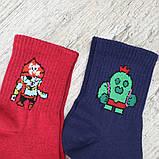 "Детские носочки ""Brawl Stars"", размер 30-35. Носки для мальчика, Турция, фото 6"