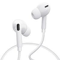 Проводные вакуумные стерео наушники 3.5mm (1.2м) гарнитура с микрофоном для iphone android телефонов смарфонов