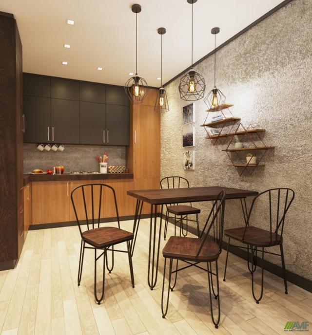 Купить кухонный стул Clapton черный