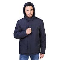 Осенняя мужская куртка Norway гладкая