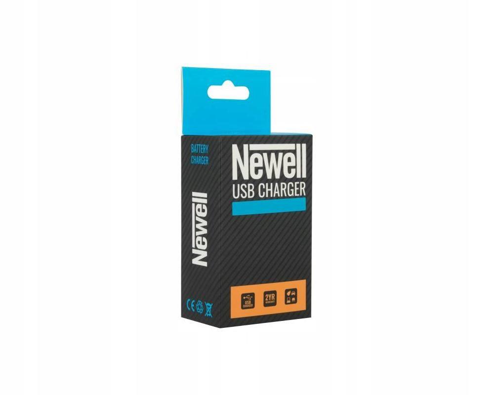 Зарядний пристрій зу З\У Newell LCD-USB-З charger for NP-W126