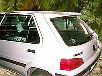 Спойлер  Peugeot 106 / Пежо 106