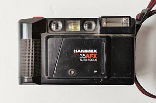 Б/У Фотоаппарат Hanimex 35 AFX 35mm. Фотокамера пленочная Hanimex 35 AFX 35mm, фото 2