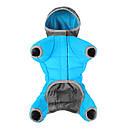 Комбінезон Airy Vest One XS30 утеплений блакитний Collar для собак, фото 3