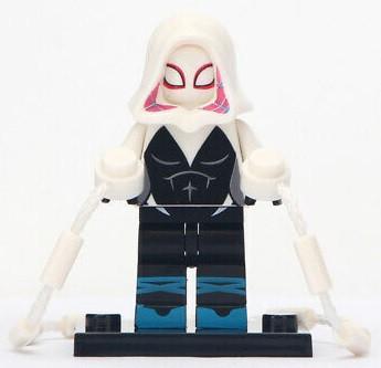 Жінка-павук Гвен Стейсі Супергерой Марвел Аналог лего