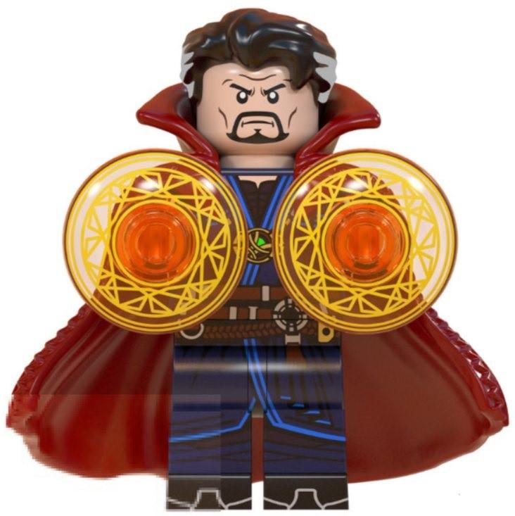 Доктор Стрэндж Супергерой Марвел Мстители Аналог лего
