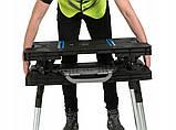 Портативный рабочий стол с принадлежностями 180 kg MACALLISTER, фото 2