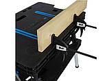 Портативный рабочий стол с принадлежностями 180 kg MACALLISTER, фото 4