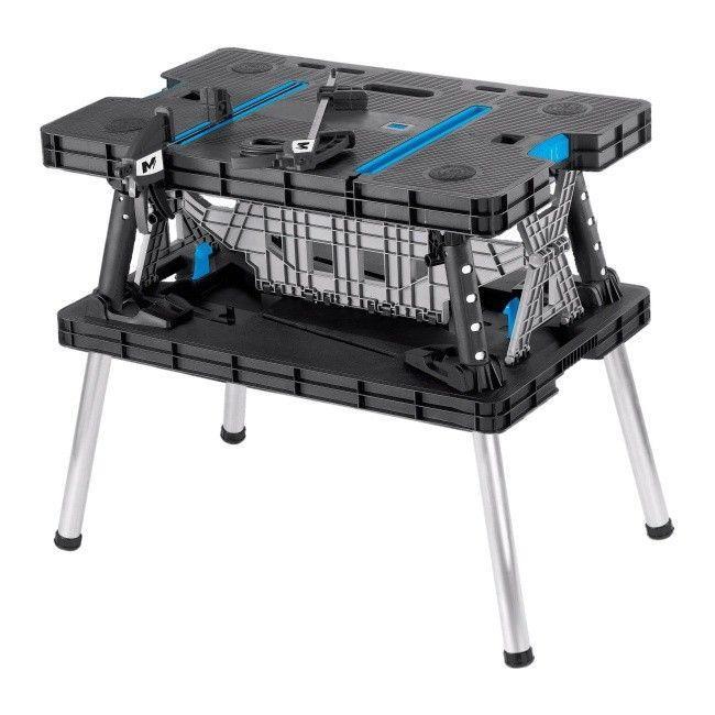 Портативный рабочий стол с принадлежностями 180 kg MACALLISTER