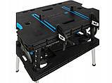Портативный рабочий стол с принадлежностями 180 kg MACALLISTER, фото 8